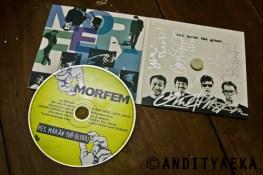 Morfem - Hey, Makan Tuh Gitar! (2013)