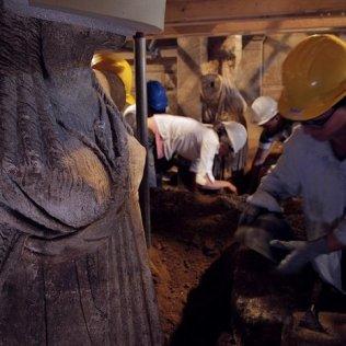 Ανασκαφές Αμφίπολης