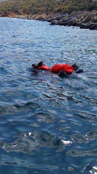Πρόσφυγες στην Αμοργό και Νάξο