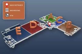 3D map created for Prairieland Park