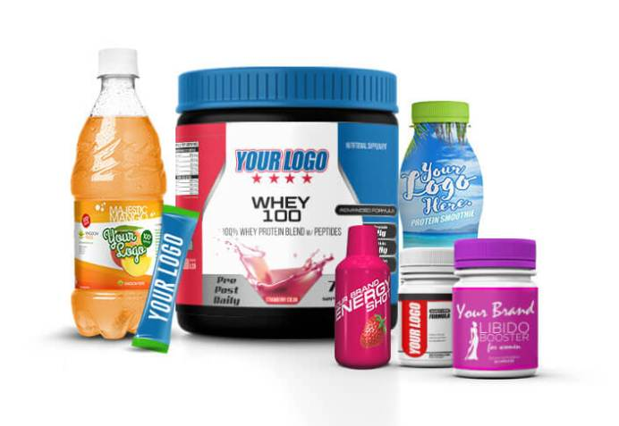 Aegle Nutrition - Supplement Manufacturing, Formulation & White