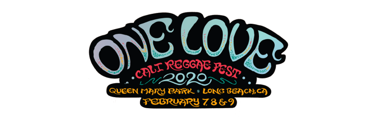 Image result for ONE LOVE CALI REGGAE FEST 2020 LOGO WITH CLEAR BACKGROUND""