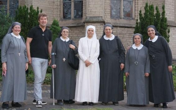 Besuch im Kirchenkreis Moers