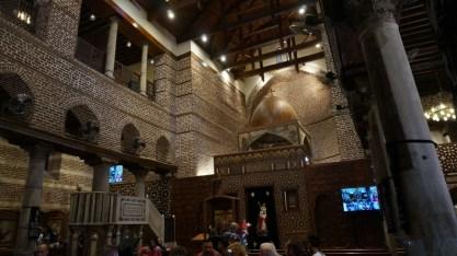 Old Cairo - Abu Serga