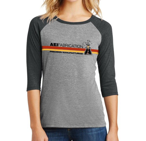 AEI Fabrication Interstellar T-Shirt (Grey)