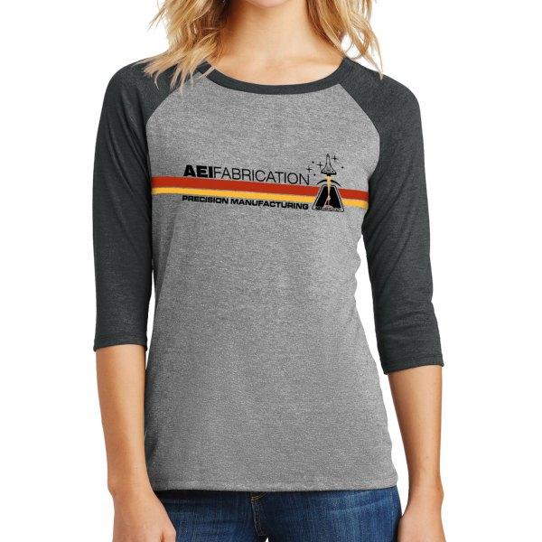 AEI Fabrication Interstellar T-Shirt (Grey)