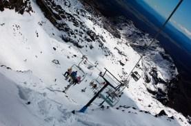 tongariro new zealand ski field