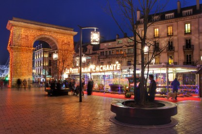 Dijon, France: Porte Guillaume
