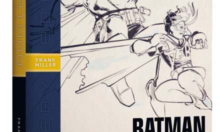 Batman: The Dark Knight Returns – Frank Miller Gallery Edition