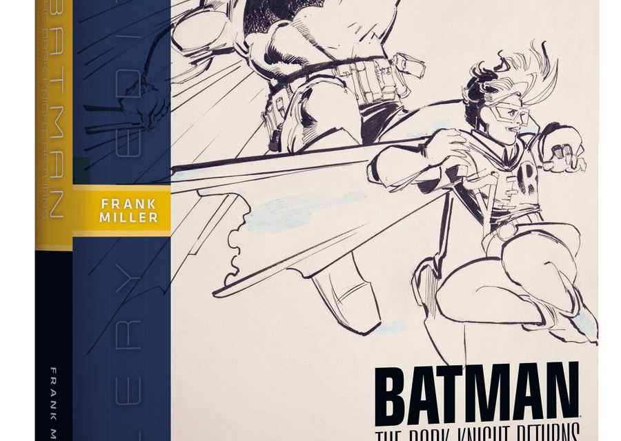 Batman: The Dark Knight Returns – Frank Miller Gallery Edition