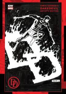 Chris Samnees Daredevil Artists Edition cover