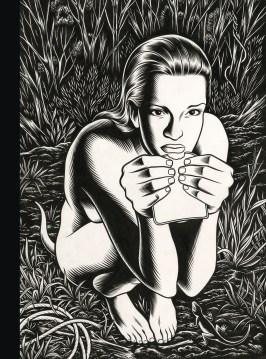 Fantagraphics Studio Edition Charles Burns' Black Hole cover