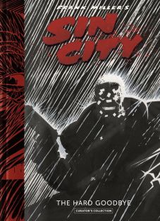 Frank Millers Sin City The Hard Goodbye Curators Collection cover