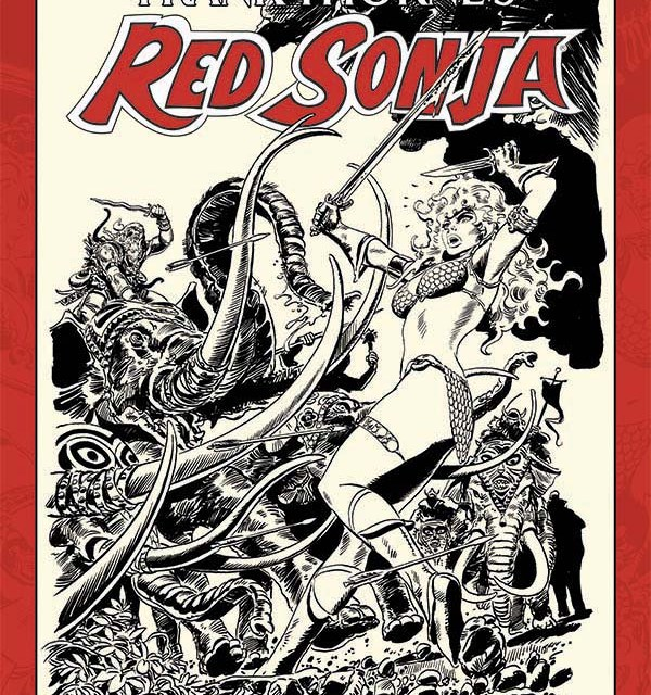 Frank Thorne's Red Sonja Art Edition Vol 3