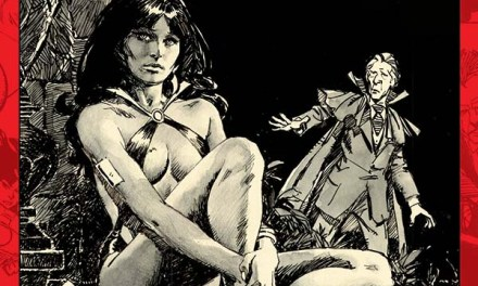 Jose Gonzalez's Vampirella Art Edition Vol 1