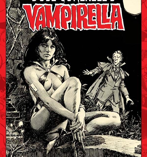 Jose Gonzalez's Vampirella Art Edition Vol 1