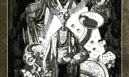 Mike Mignola's The Amazing Screw-On Head and Other Curious Objects Artist's Edition