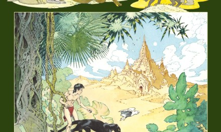 P. Craig Russell's Jungle Book And Other Stories Fine Art Edition