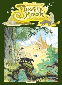 P. Craig Russell's Jungle Book and Other Stories Fine Art Edition cover