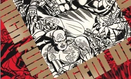 Steranko Nick Fury Agent of S.H.I.E.L.D. Artist's Edition
