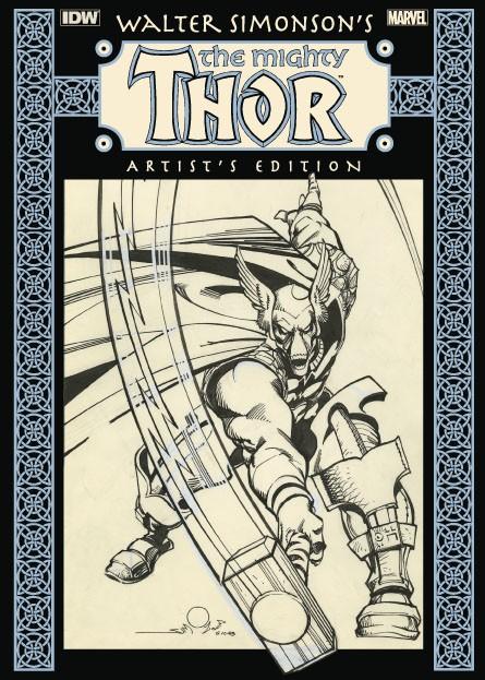 Walter Simonson's The Mighty Thor Artist's Edition
