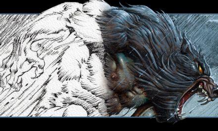 Kickstarter: Thicker Than Blood Collected Artwork Edition