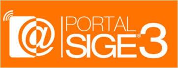 Logótipo do Portal SIGE 3