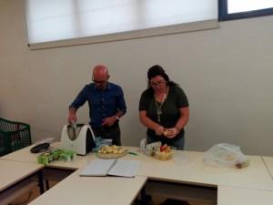 Cozinheiro e cozinheira