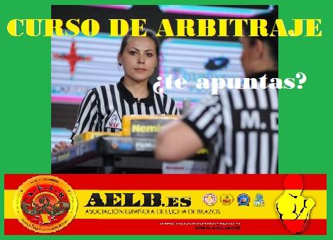 curso de arbitraje