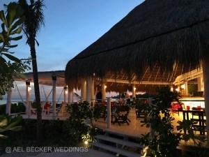 Mistura Xpuha by night at Hotel Esencia. Riviera Maya, Mexico