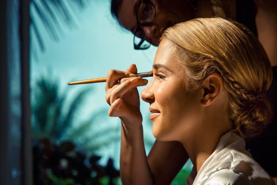 Sarah Garnier Hair & Makeup Artist Riviera Maya, Mexico