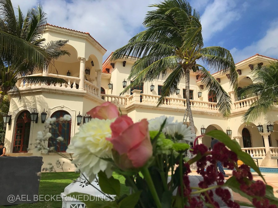 Villa La Joya Weddings, Playa Paraiso, Mexico