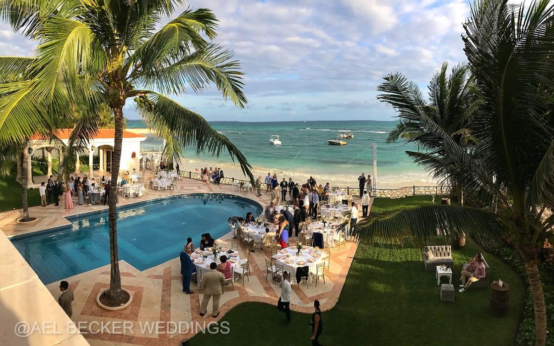 Villa La Joya Wedding. Luxury Weddings in Riviera Maya, Mexico