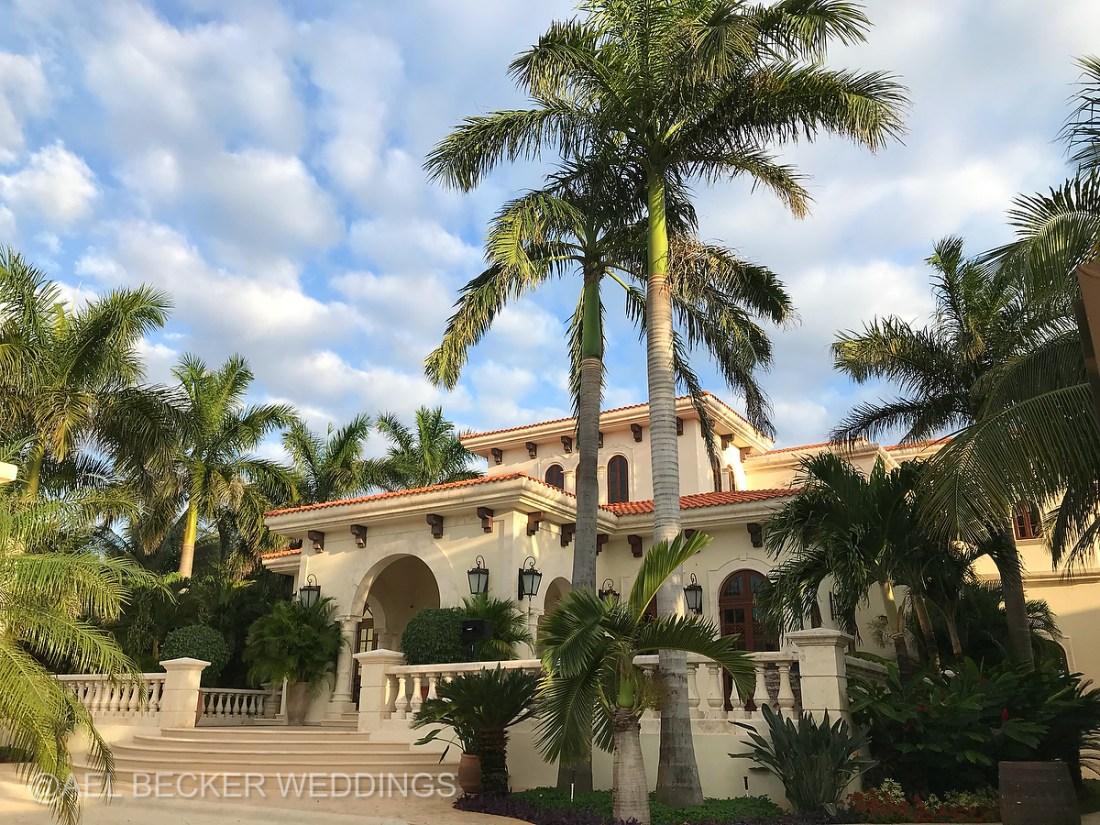 Villa La Joya, Playa Paraiso, Mexico. Ael Becker Weddings
