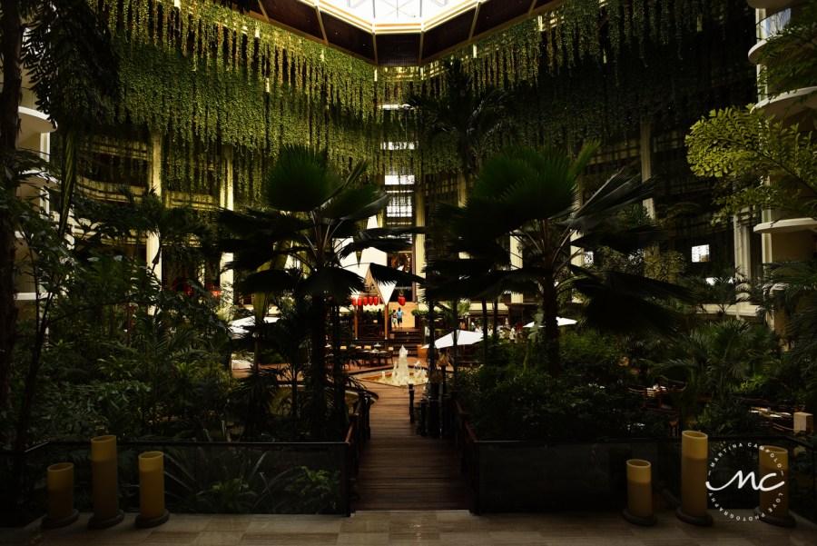 Paradisus Cancun Lobby. Martina Campolo Photographer
