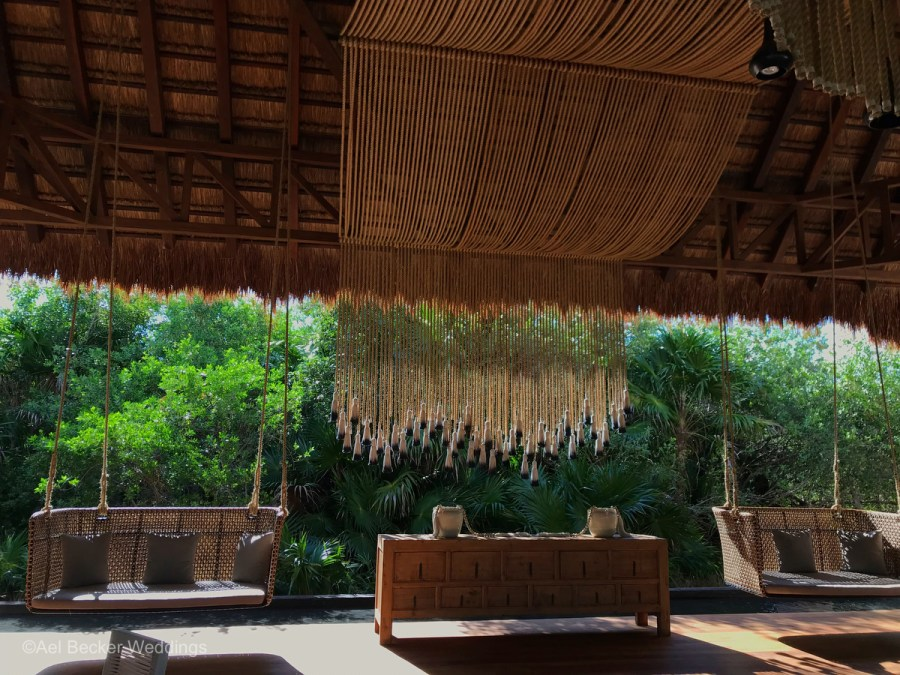 Exquisite design and decor at Chable Maroma, Mexico. Ael Becker, luxury travel blogger