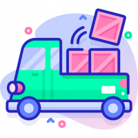 040-delivery truck
