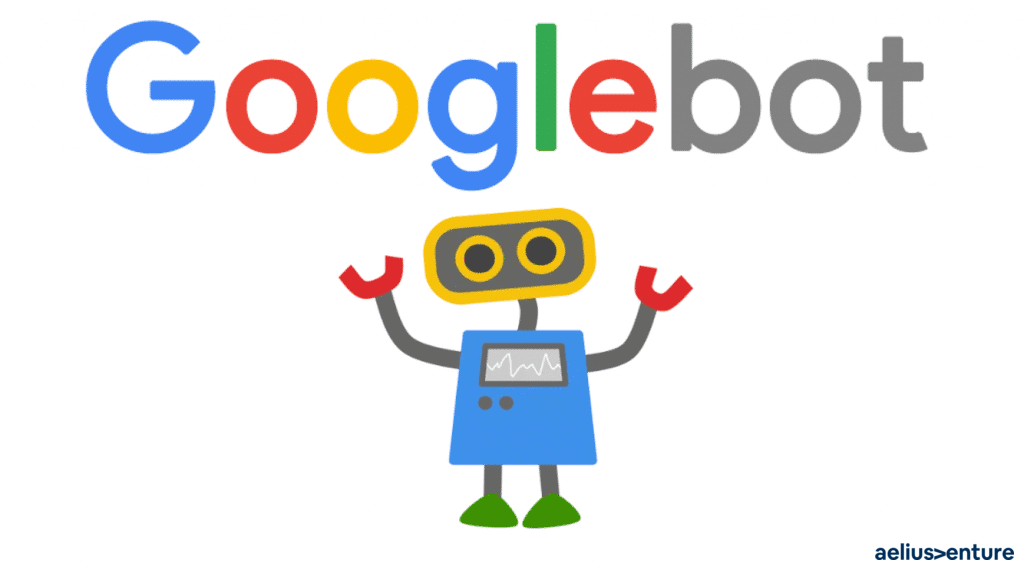 google colored robot index