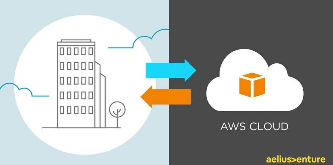 AWS cloud strategy