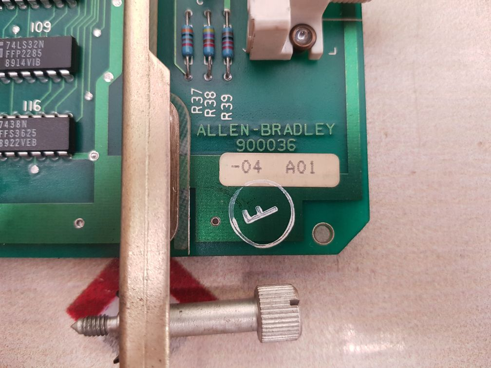 ALLEN-BRADLEY 900036 PCB CARD