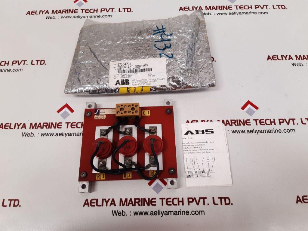 ABB SAFE 1A1 420V