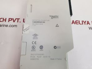 SCHNEIDER ELECTRIC MODICON 140 CRP 931 00 RIO DROP ADAPTOR MODULE