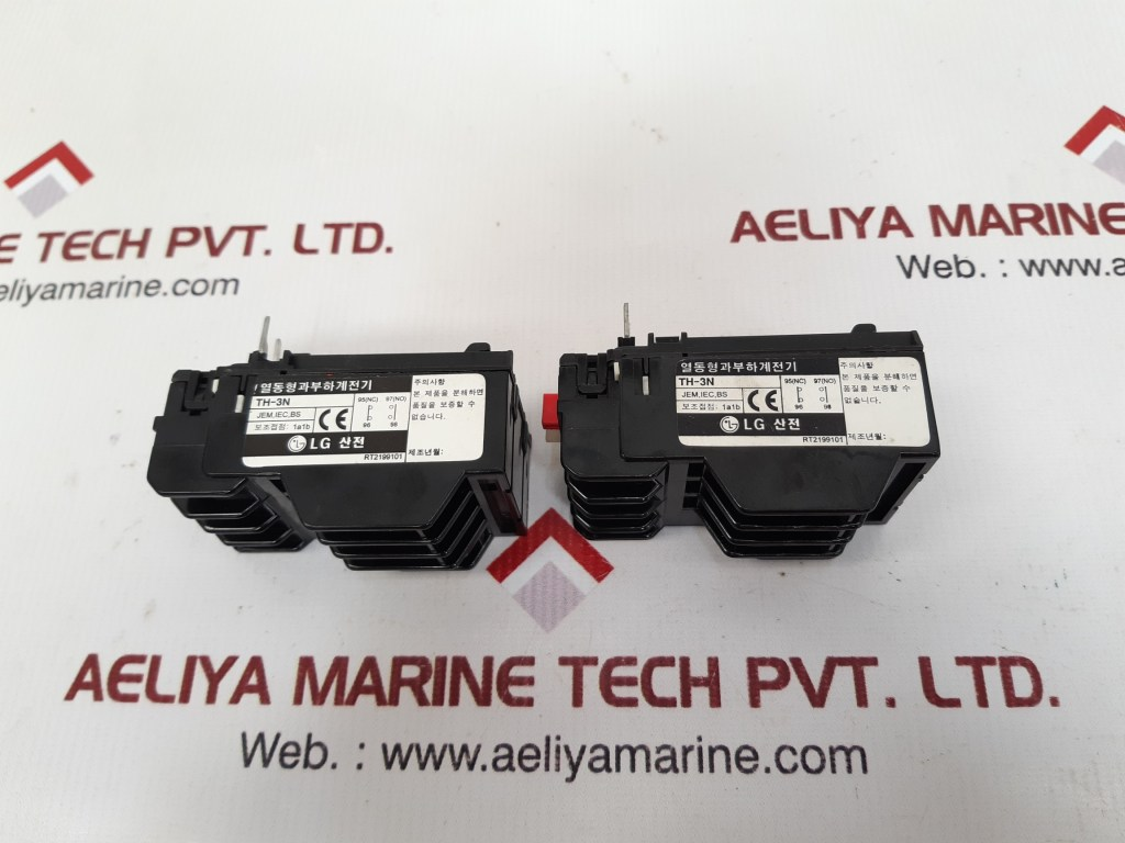 LG TH-3N THERMAL OVERLOAD RELAY 1A1B
