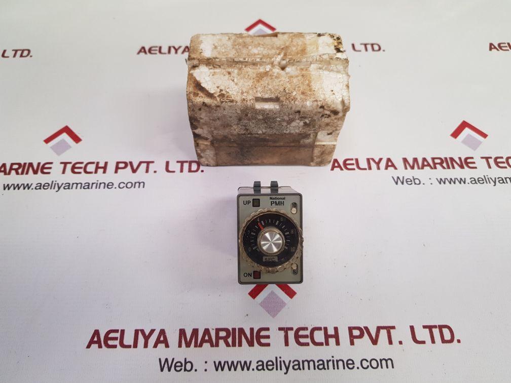MATSUSHITA ELECTRIC PMH-M-10M-AC120V PMH TIMER