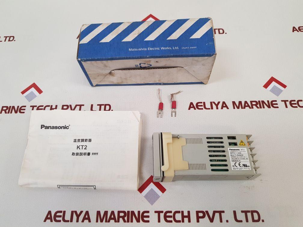 MATSUSHITA AKT2111200 TEMPERATURE CONTROLLER