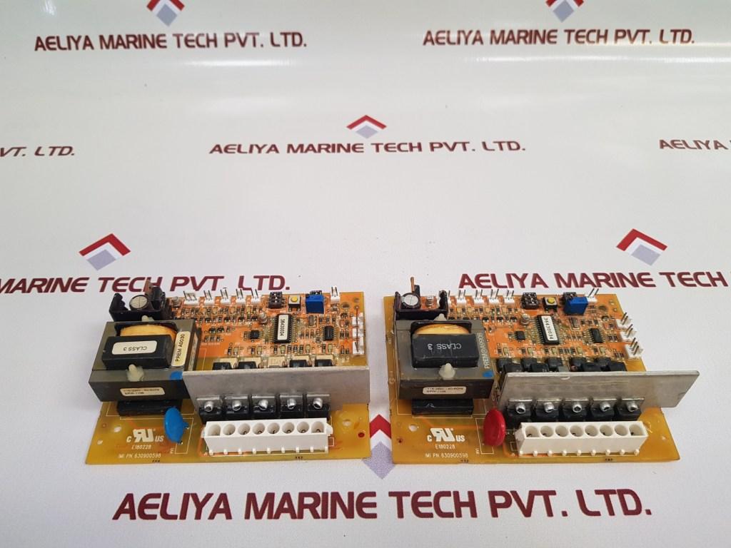 PCB CARD 630900598 E180228