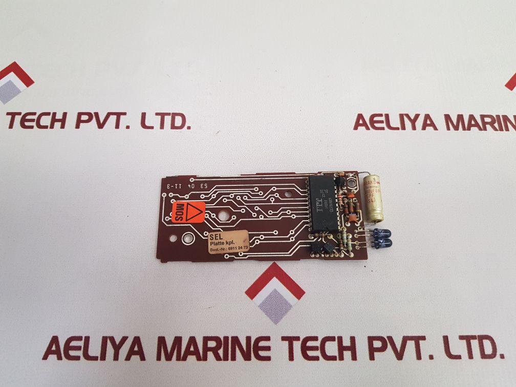 PCB CARD 53 04 11-3