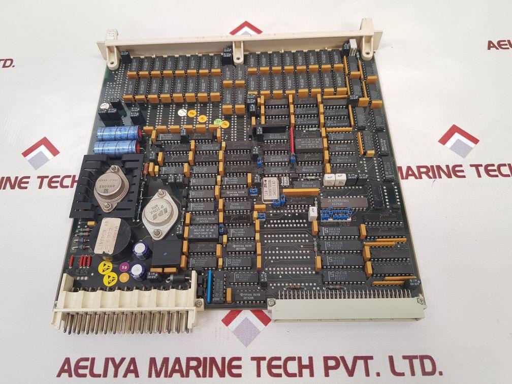 ASEA/SIEMENS 2668 182-75/1 PCB CARD
