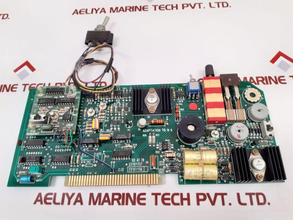 SAGEM 23101159 PCB CARD 23101157