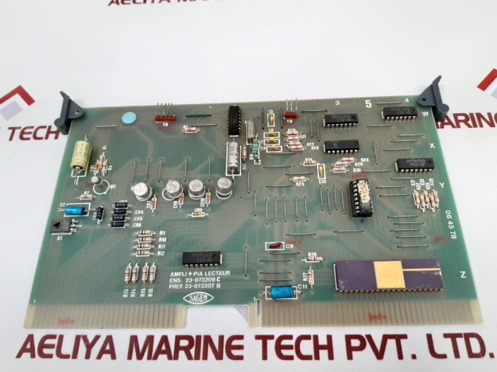 SAGEM 23-073212 C PCB CARD 23-073207 B